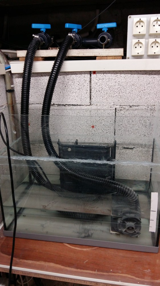 Problème de filtration Mini-213
