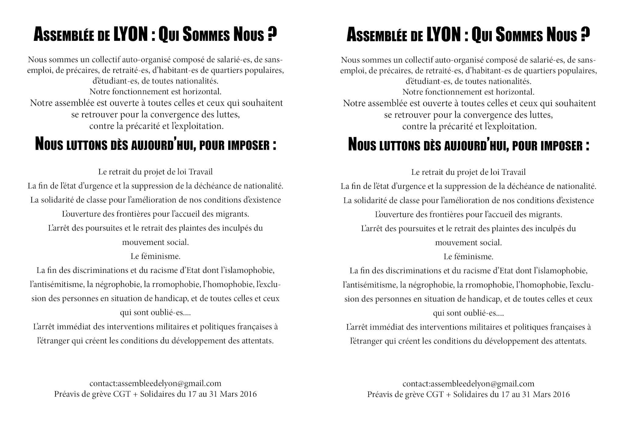 tract 24 et 31 mars Tract211