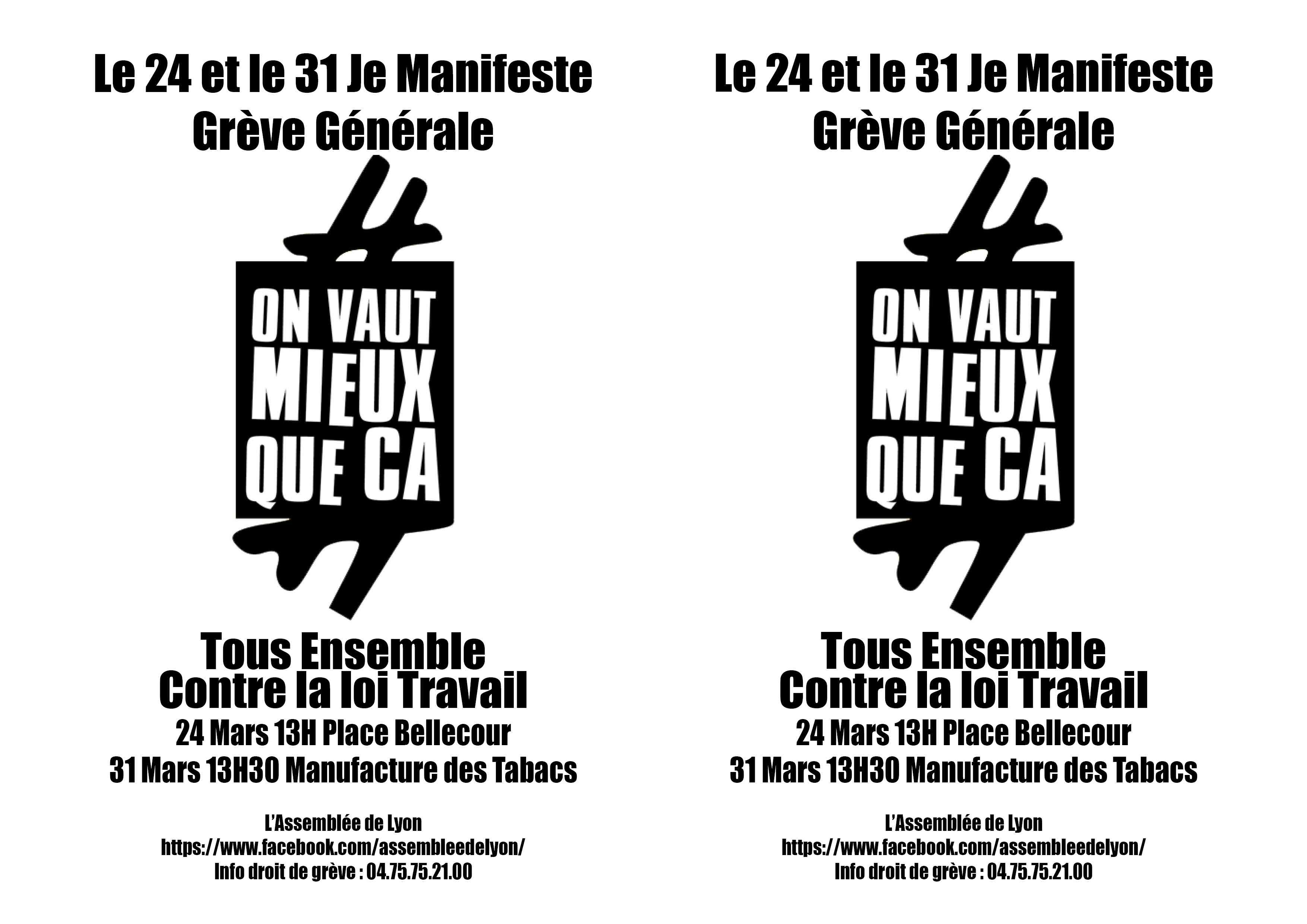 tract 24 et 31 mars Tract215