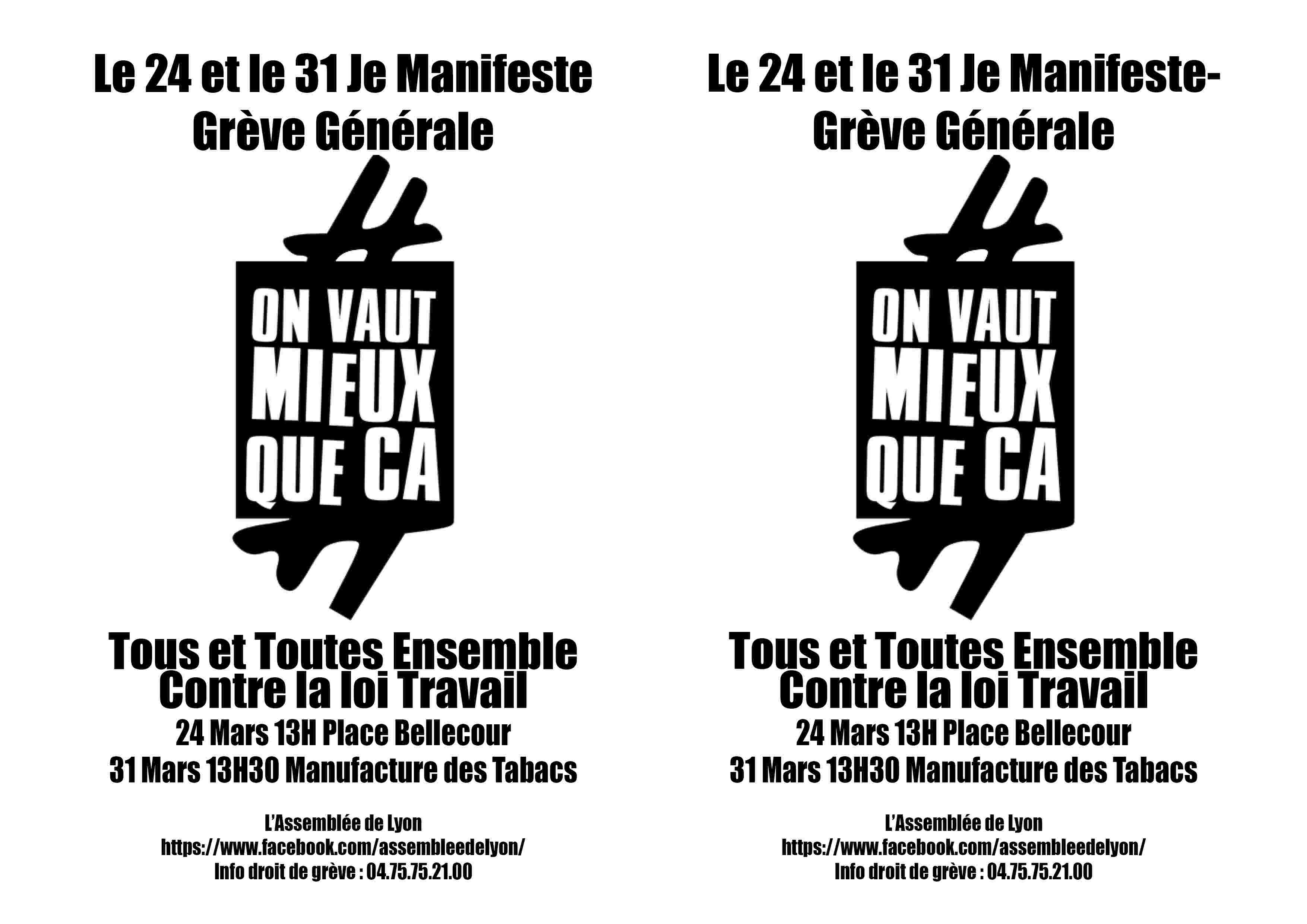 tract 24 et 31 mars Tract216