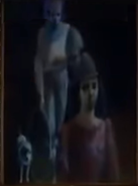 What is this painting in the film The Omen? Omen-p10