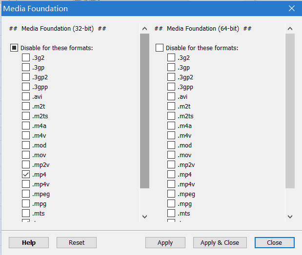 External subtitles for MKV files in Windows 10 20160310