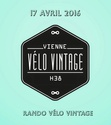 balade vélo vintage sur Vienne ( 38200) dimanche 17 avril  Affich10