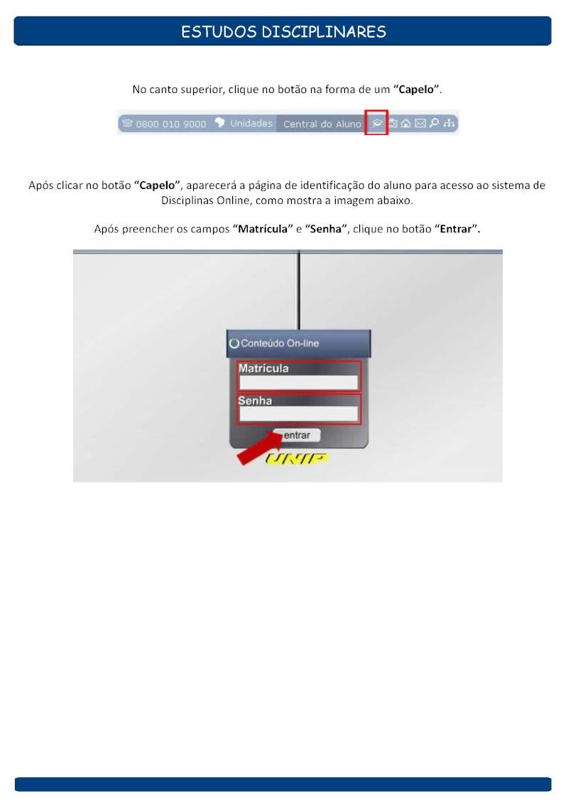 Manual de Estudos Disciplinares O_888712