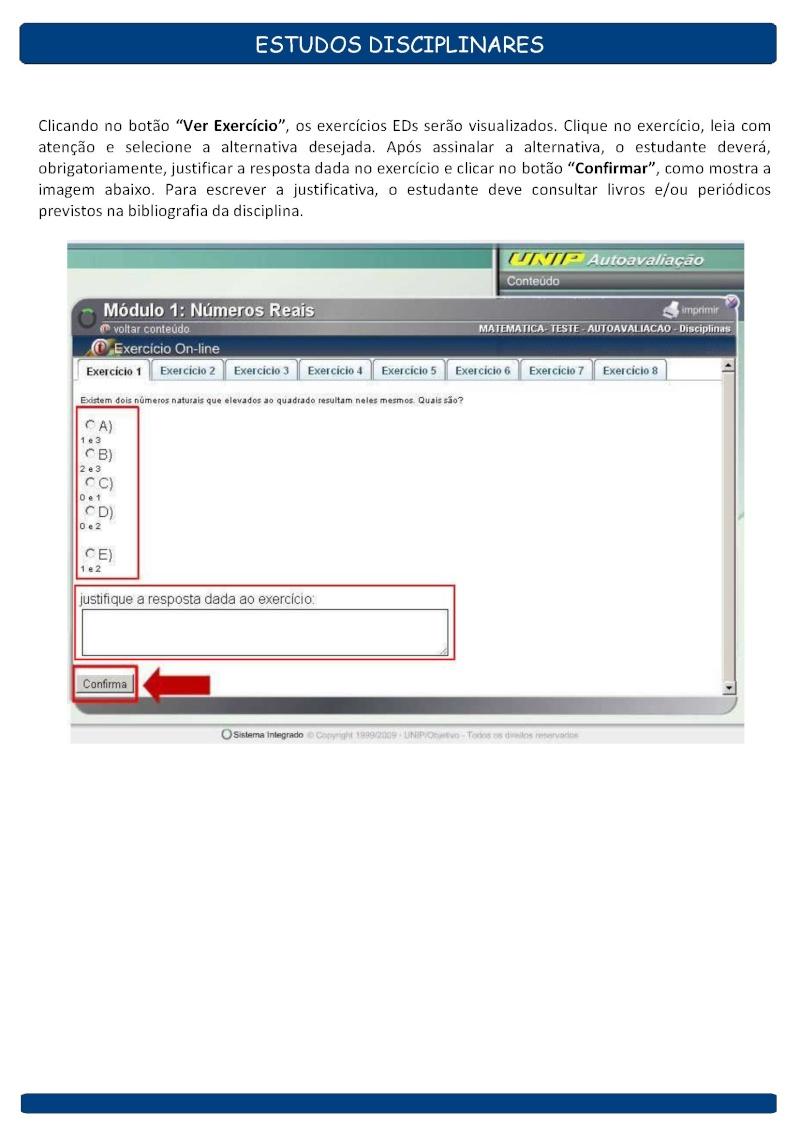Manual de Estudos Disciplinares O_888715