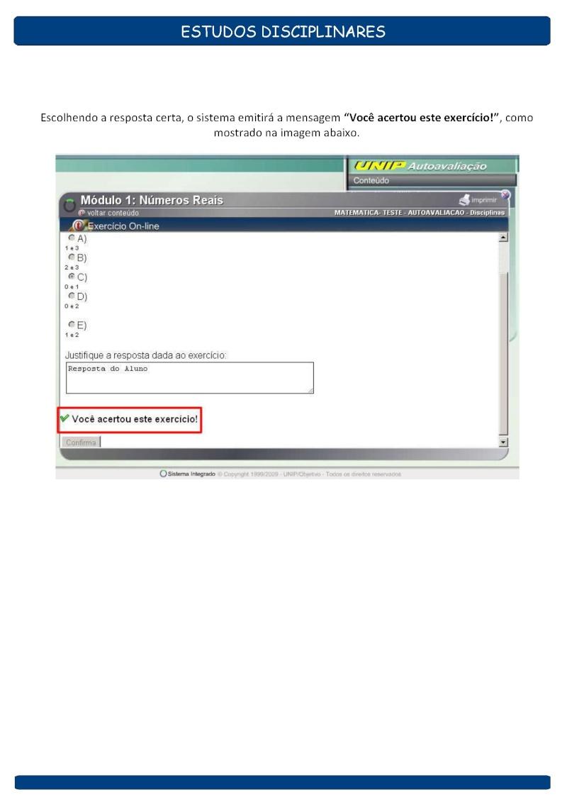 Manual de Estudos Disciplinares O_888718