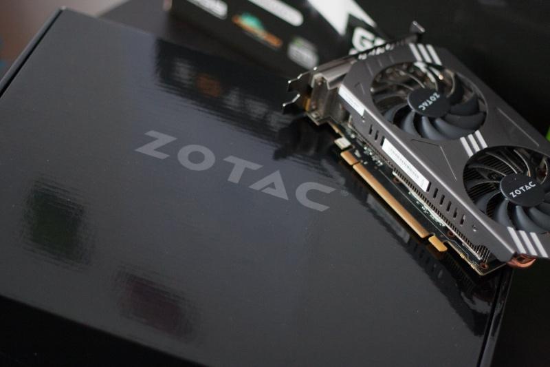 FS - GTX 970 ZOTAC  Img_6117