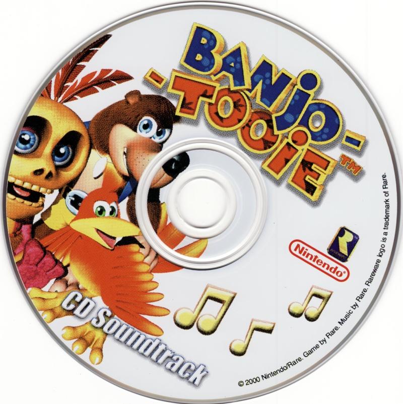 Tous les objets officiel/goodies Banjo-Kazooie 23225_11