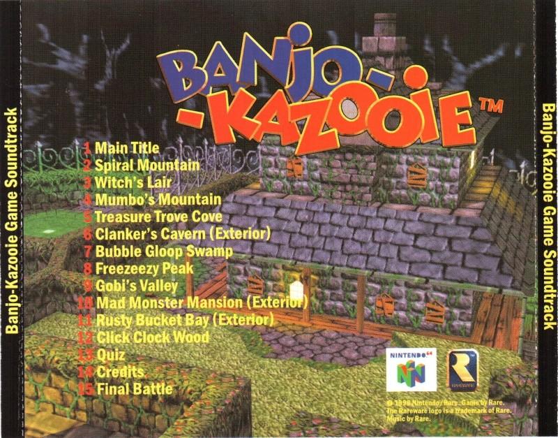 Tous les objets officiel/goodies Banjo-Kazooie 444-sb10