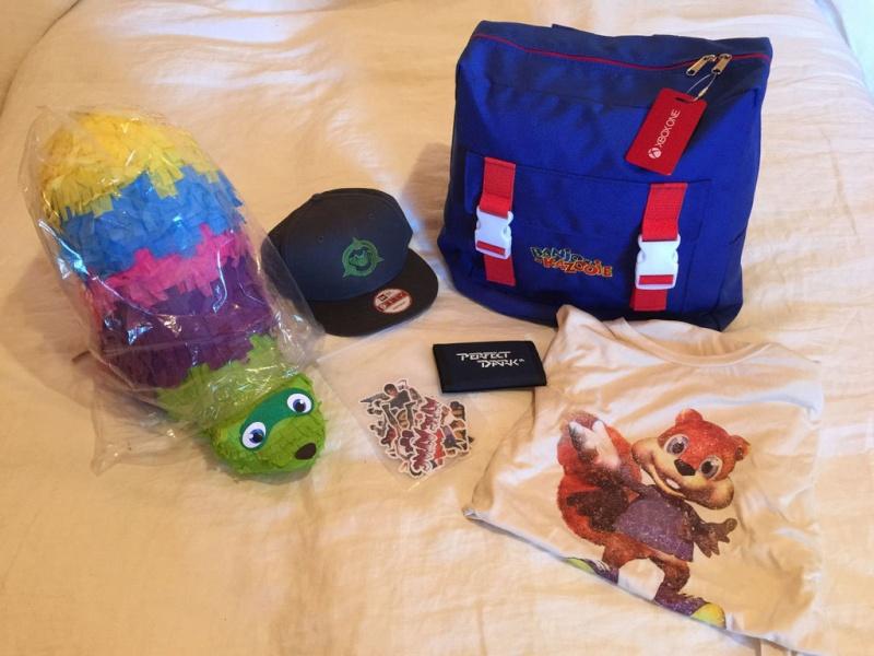 Tous les objets officiel/goodies Banjo-Kazooie _57_zp10
