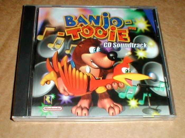 Tous les objets officiel/goodies Banjo-Kazooie Banjo-10