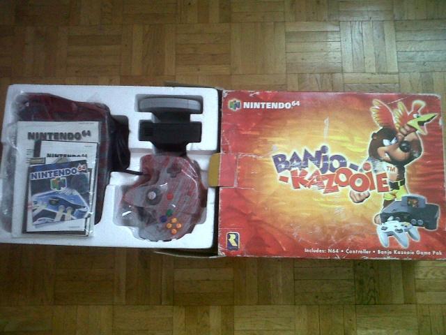 Tous les objets officiel/goodies Banjo-Kazooie Img00910
