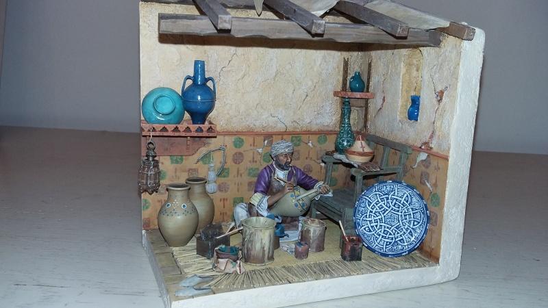 Atelier de poterie Potier11