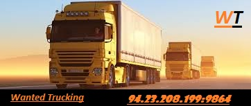 Wanted Trucking