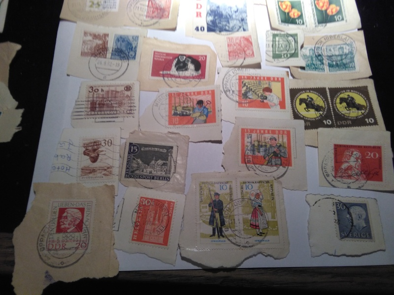 Briefmarken - Briefmarken Deutschland Img_2021