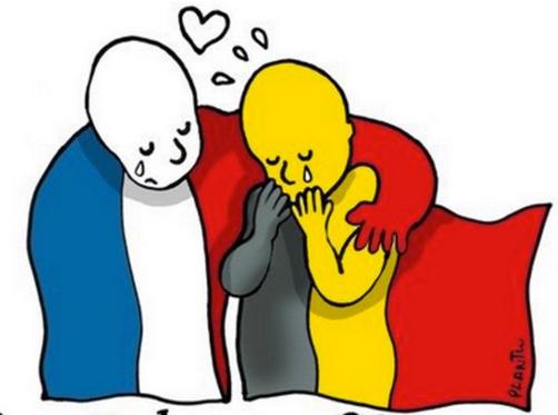 Attentats à Bruxelles !!! Bruxel10