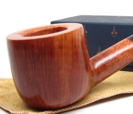 "Question re Savinelli ""Straight Grain C"" chamber finish Savine10"
