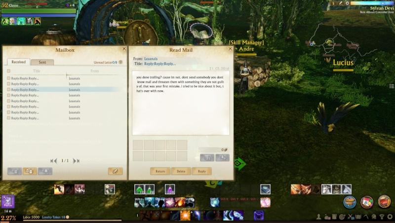 Arena hacker threats pretty funny Screen11