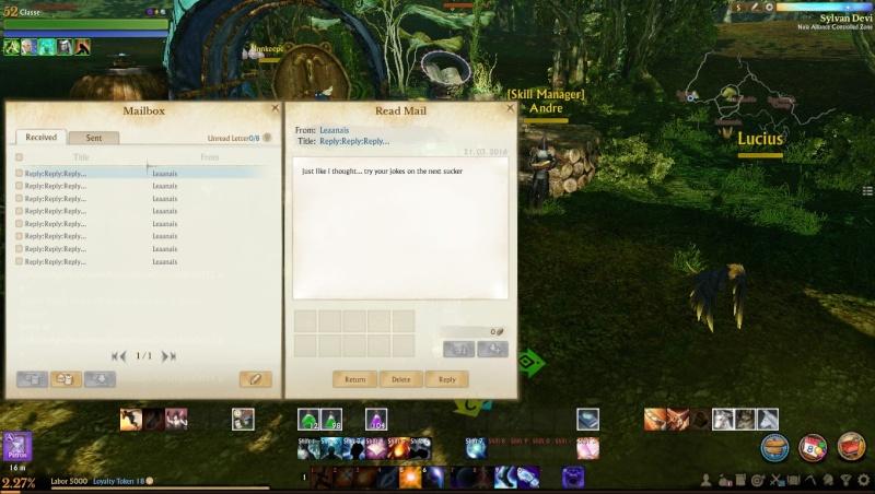 Arena hacker threats pretty funny Screen15