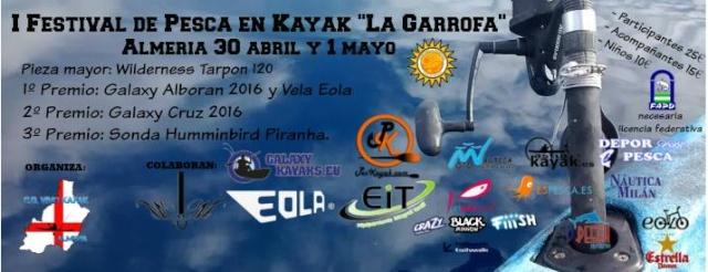 """Calendario Actividades Club Almeriense """"Vivo Kayak Almería"""" Vivo_k11"""