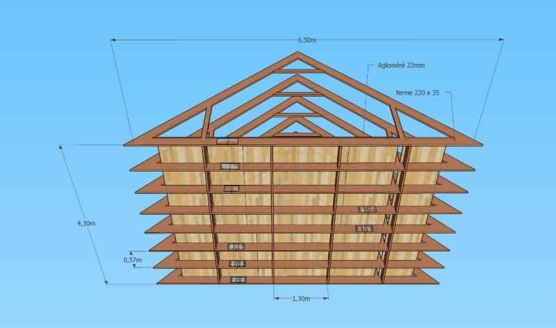 Renforcer un plancher grenier Actuel10