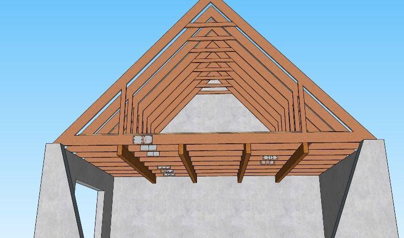 Renforcer un plancher grenier Renfor10