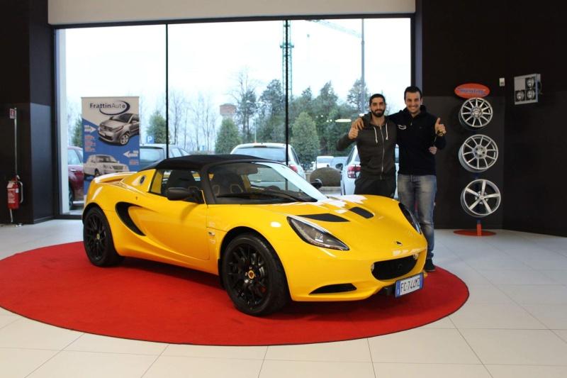 Lotus Elise s 20th  12795212