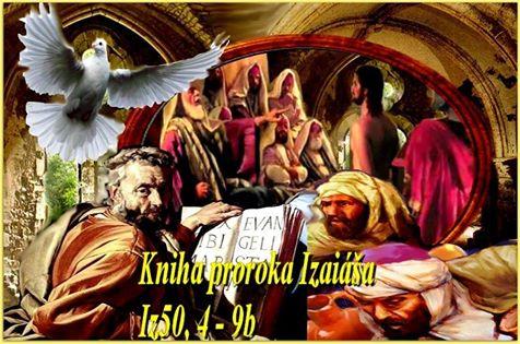 ROZJÍMAJME - Kniha proroka Izaiáša − Iz 50, 4-9b 10325710