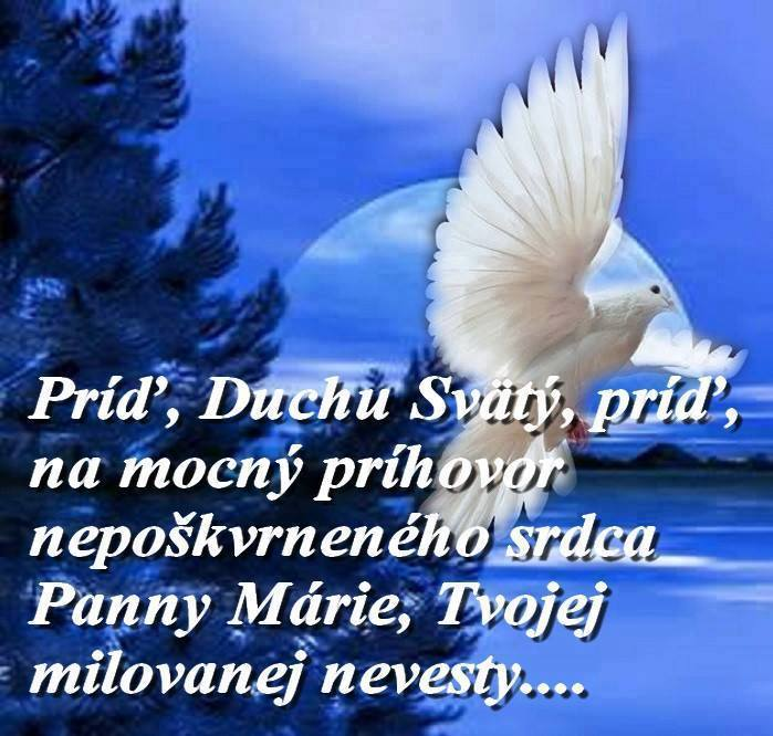 Modlitba ku Duchu Svätému 11143211