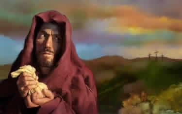 ROZJÍMAJME - Evanjelium podľa Matúša − Mt 26, 14-25 12049310