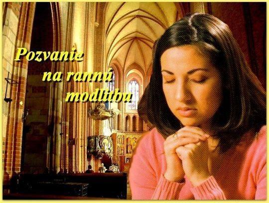 Modlitba na dnešný deň 12705610