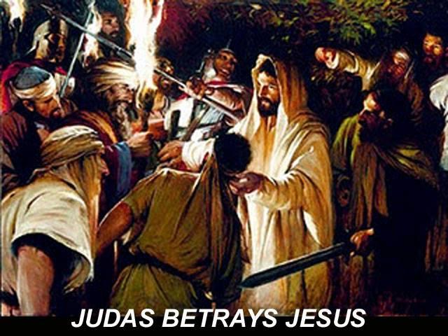 ROZJÍMAJME - Evanjelium podľa Matúša − Mt 26, 14-25 12799110
