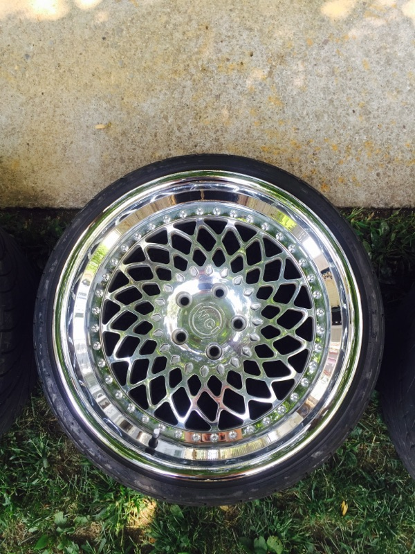 FS: WCI 3 Piece MT10's w/tires **Price Drop** $2300 obo Fullsi10