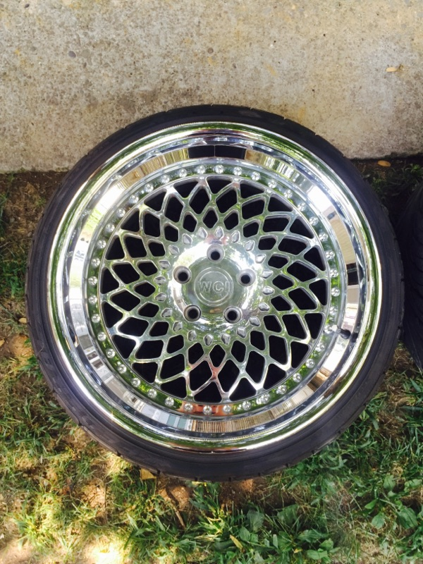 FS: WCI 3 Piece MT10's w/tires **Price Drop** $2300 obo Fullsi12