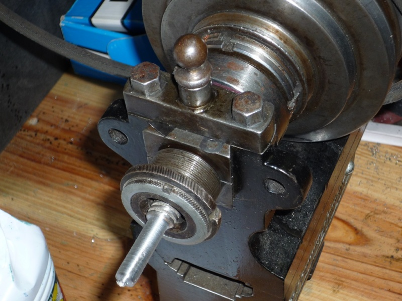 Ancien tour métaux récupéré P1030411