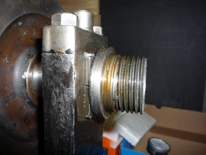 Ancien tour métaux récupéré P1030412