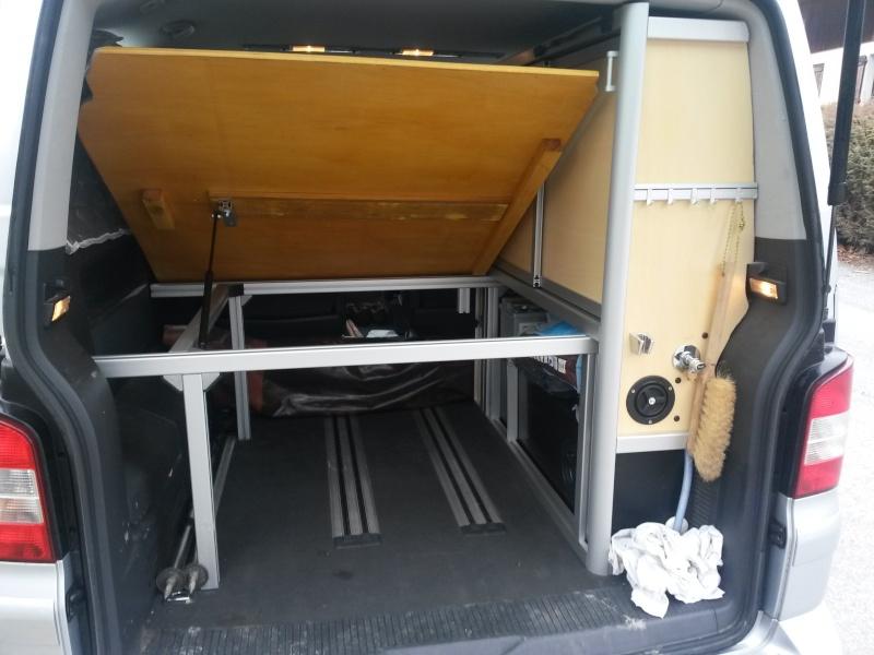 Vends Multivan aménagé 20160311