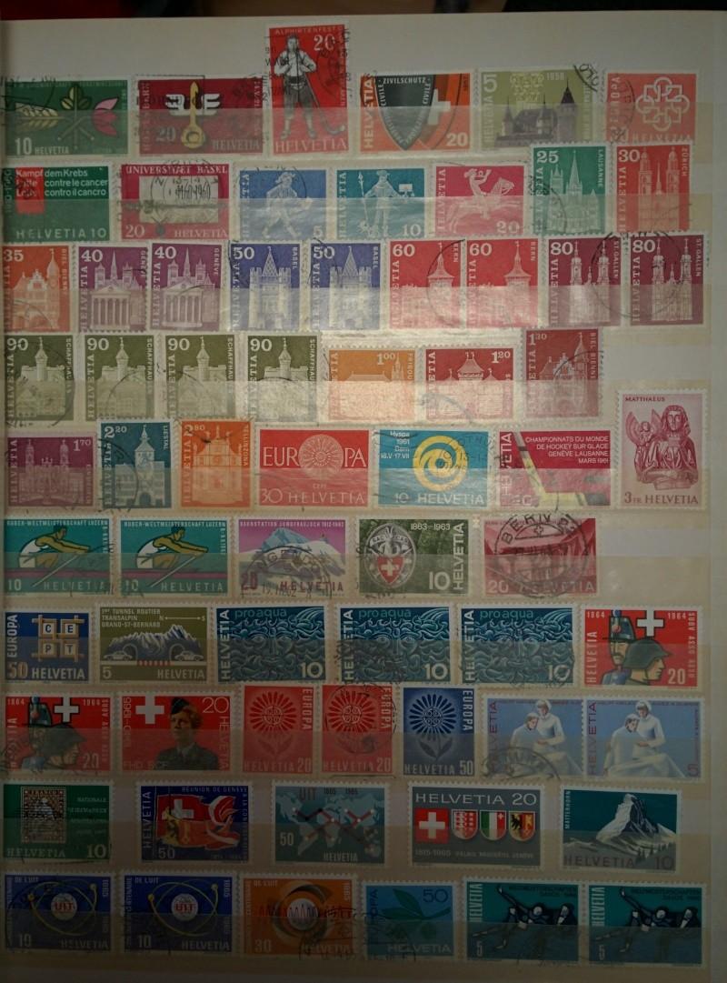 Briefmarkensammlung versch. Länder Image10