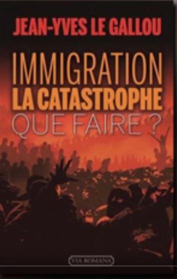 """JEAN-YVES LE GALLOU """"IL FAUT METTRE EN PLACE UNE PRÉFÉRENCE DE CIVILISATION"""" Immigr10"""