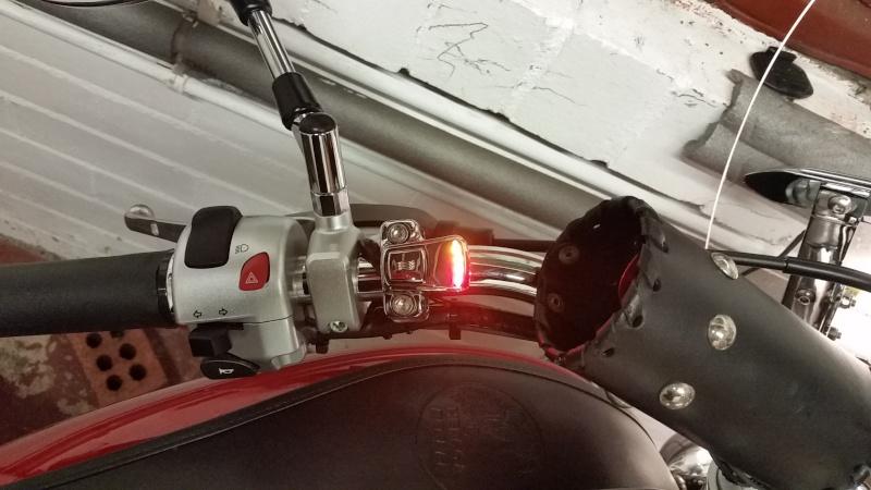 Heater Grips for VL800 2016-010