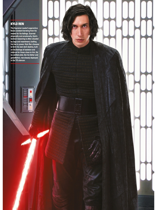Discussion: Kylo Ren/Ben Solo in TLJ  - Page 33 10b94010