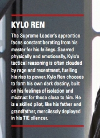 Discussion: Kylo Ren/Ben Solo in TLJ  - Page 33 664e3310