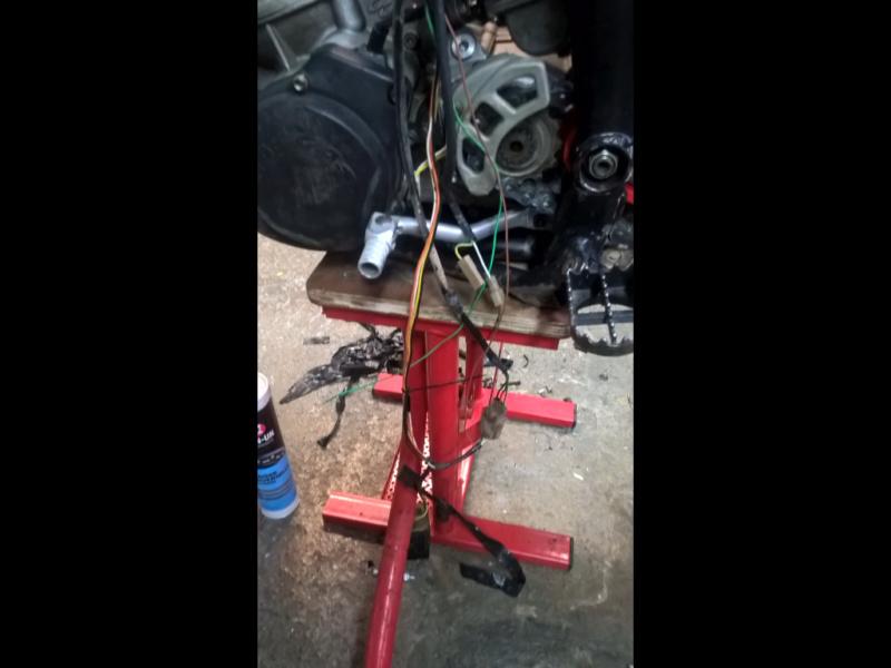 Check-up de mon 300 Gasgas  Image17