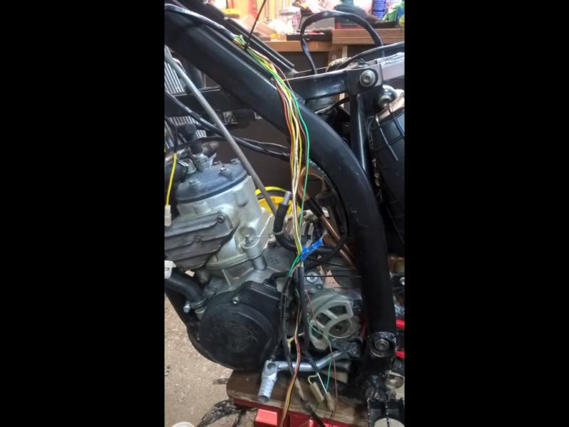 Check-up de mon 300 Gasgas  Image19