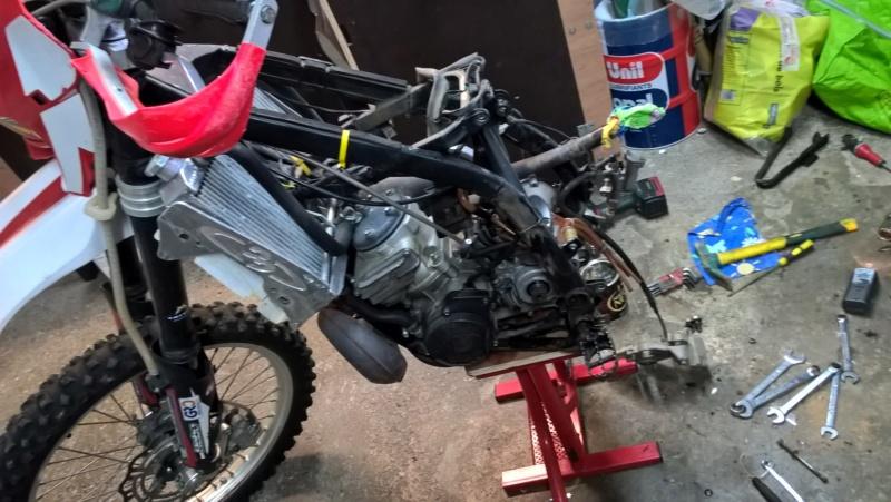 Check-up de mon 300 Gasgas  Image22