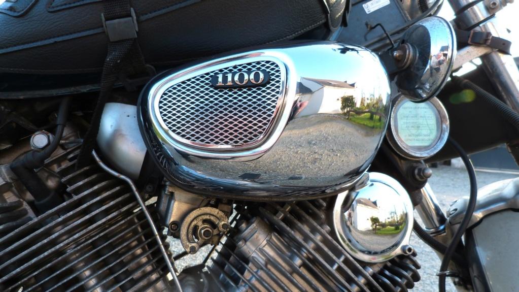 Yamaha Virago 1100 XV P1070211