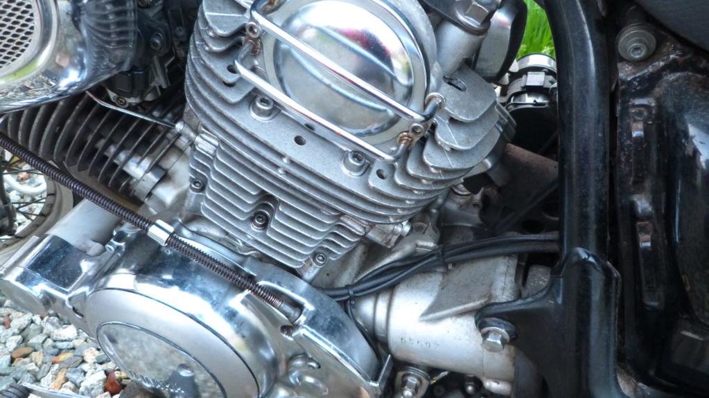 Yamaha Virago 1100 XV P1070220