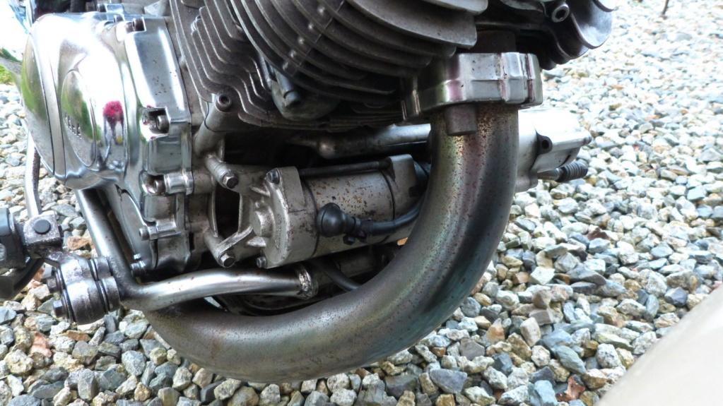 Yamaha Virago 1100 XV P1070227
