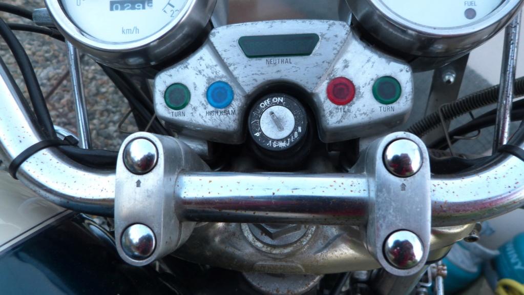 Yamaha Virago 1100 XV P1070228