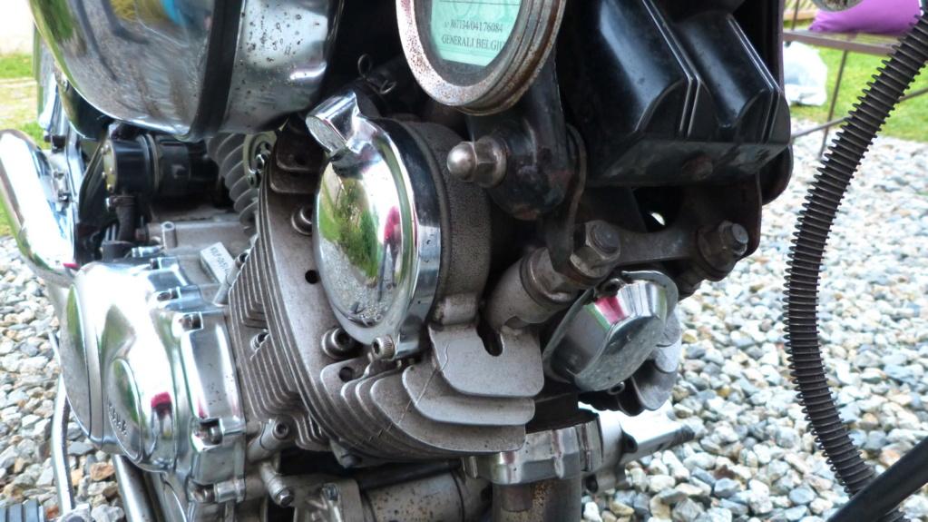 Yamaha Virago 1100 XV P1070229